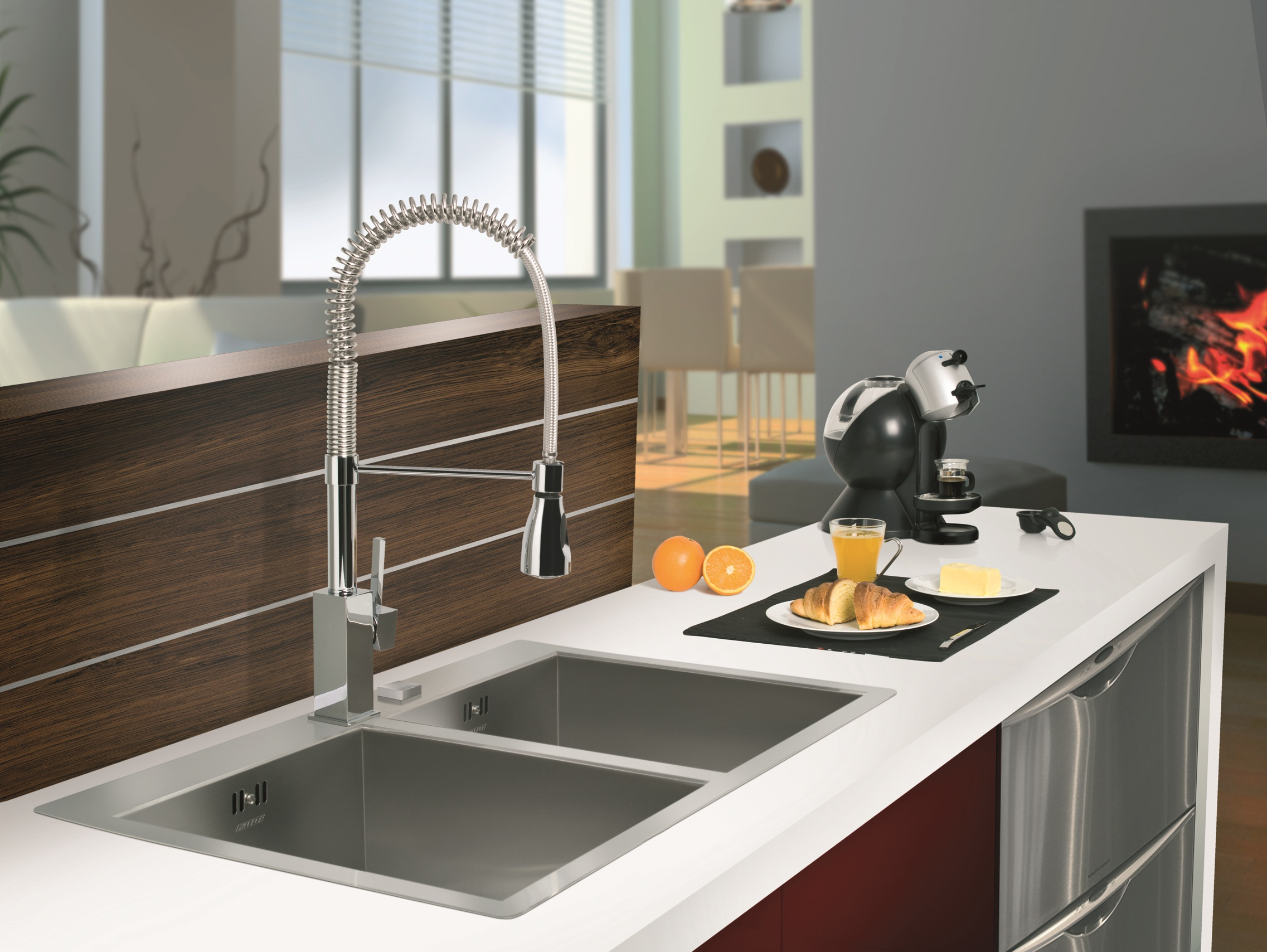 Sinks BOXER 755 DUO FI 1,2mm