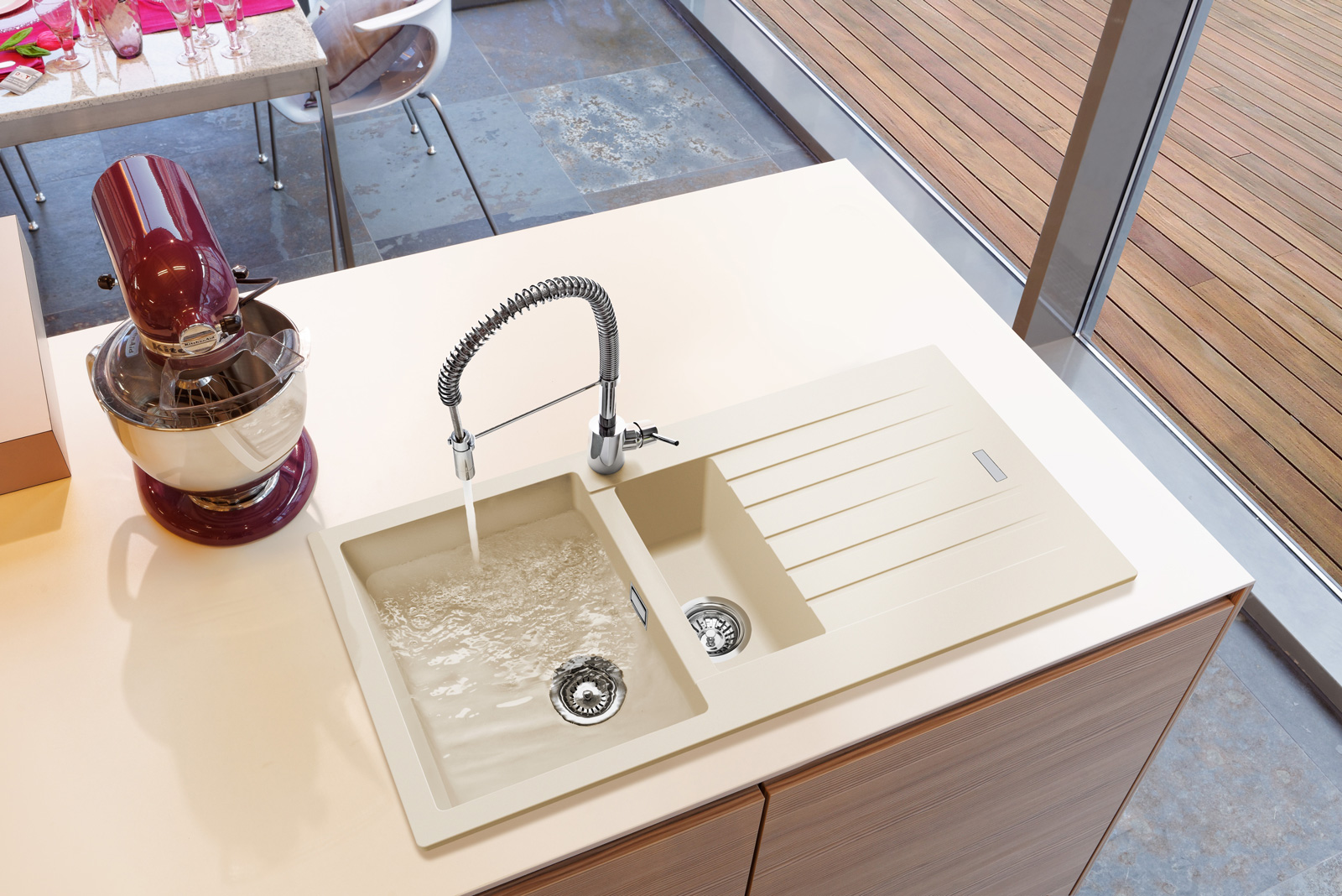 Sinks PERFECTO 1000.1 Sahara