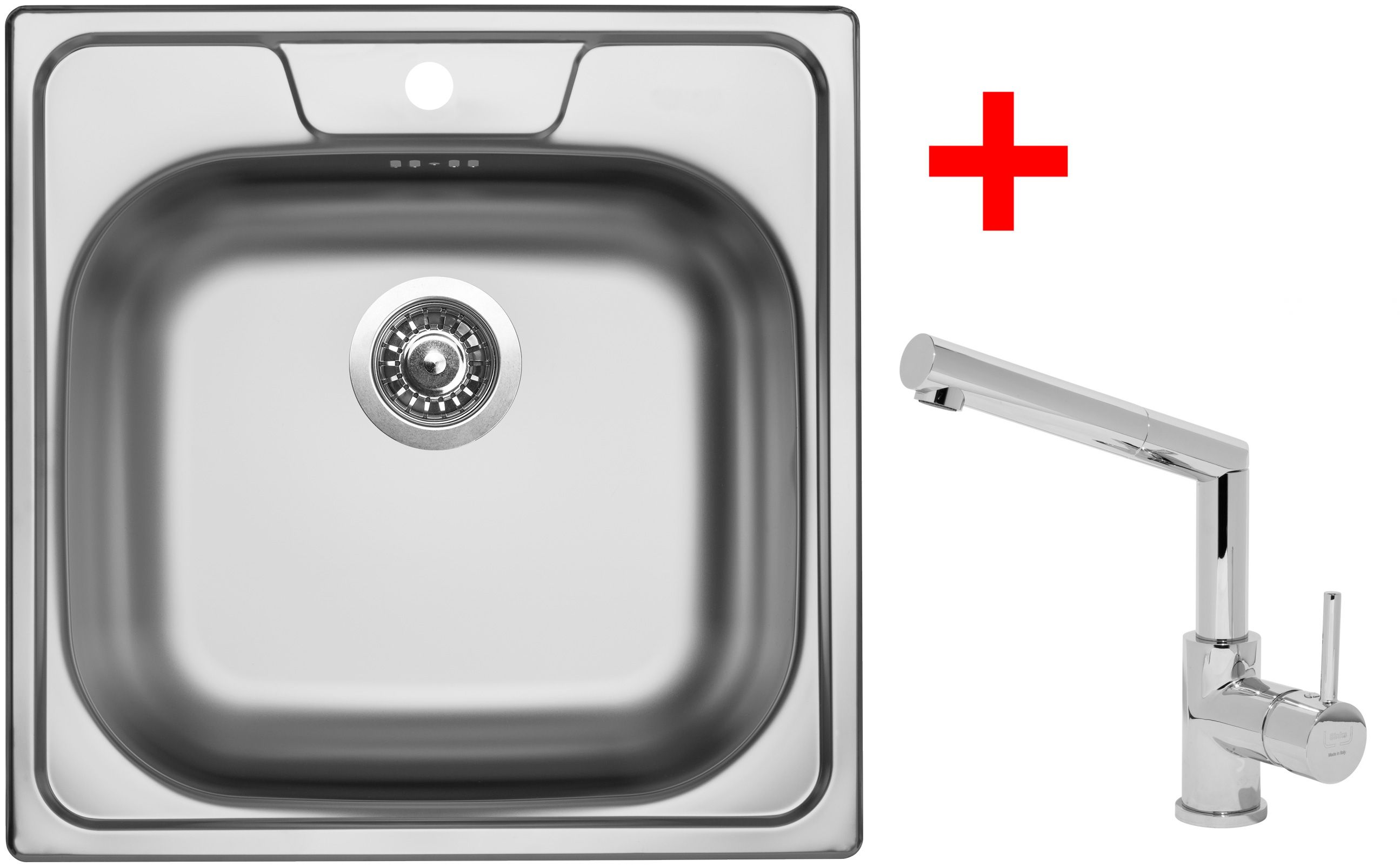 Set Sinks CLASSIC 480 6V+MIX 350P
