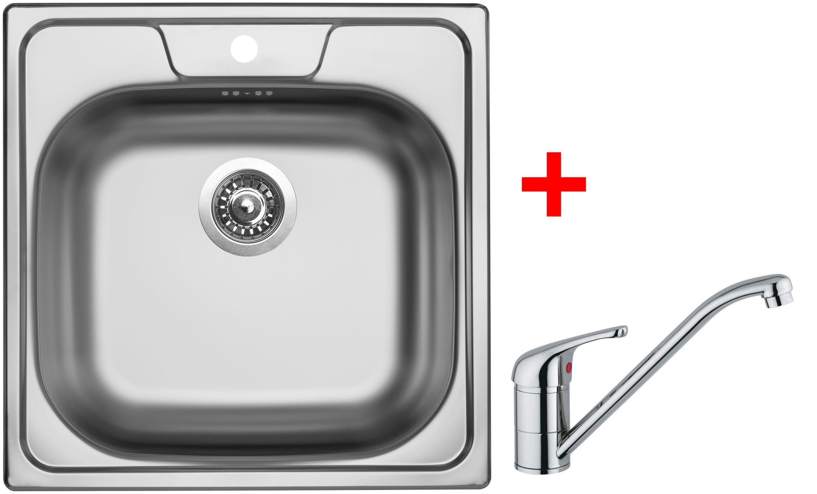 Set Sinks CLASSIC 480 6V+VENTO 4