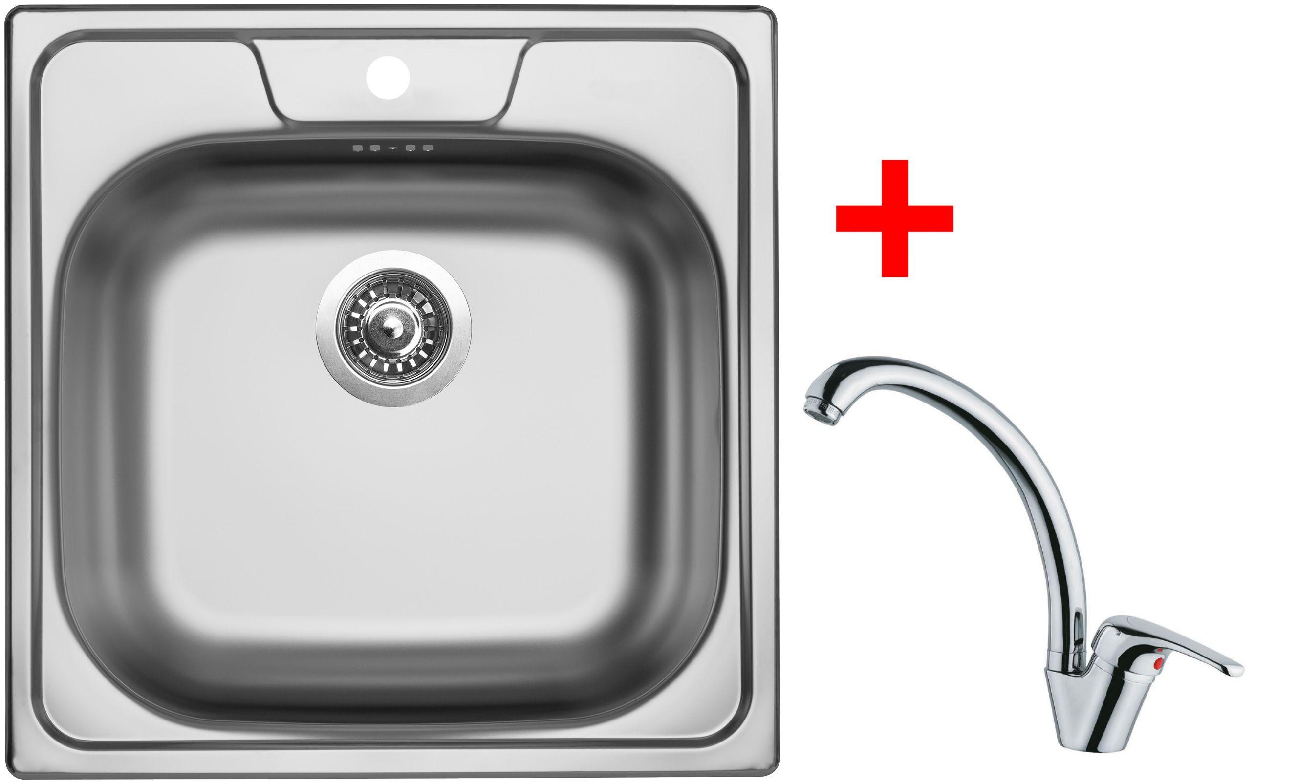 Set Sinks CLASSIC 480 6V+VENTO 55