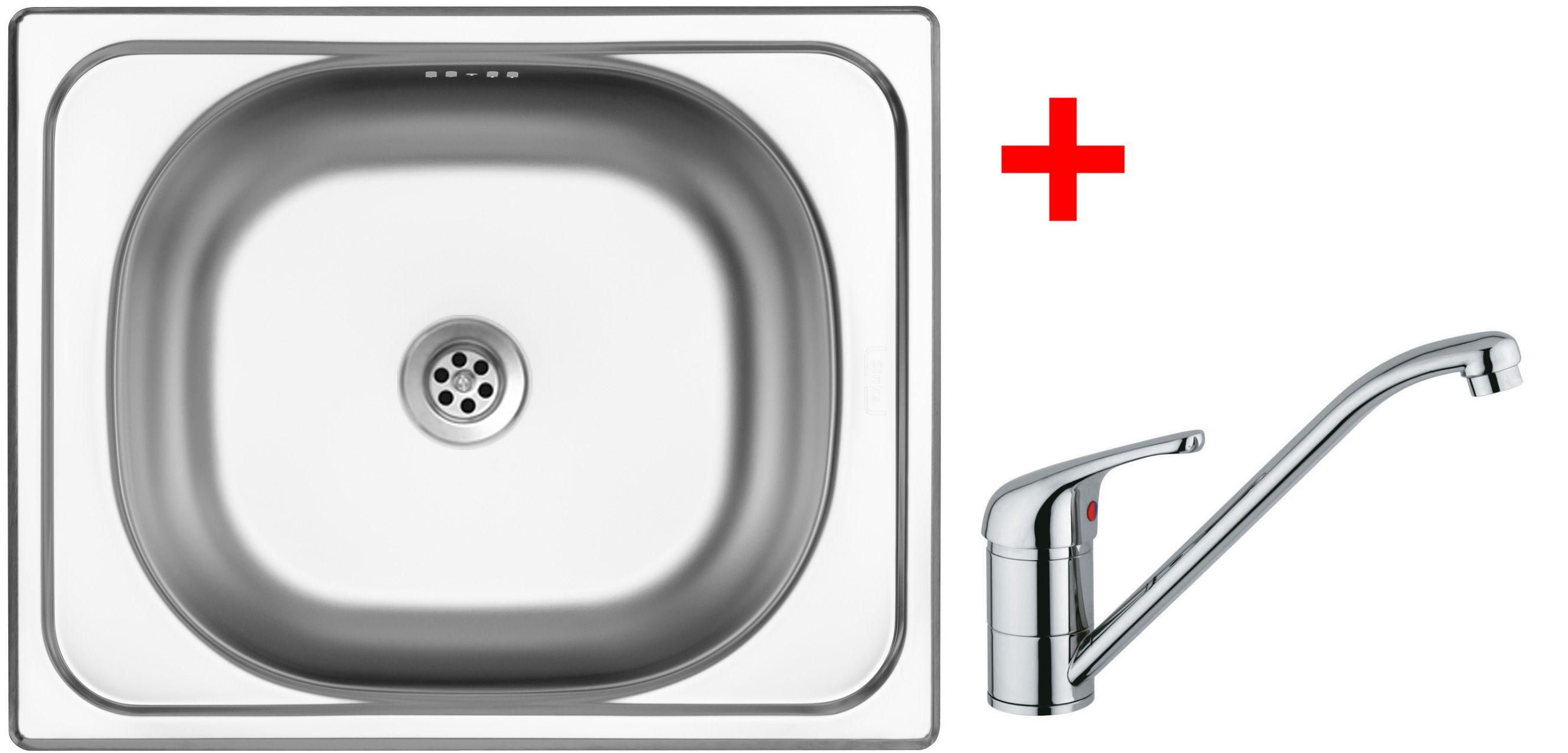 Set Sinks CLASSIC 500 6M+VENTO 4