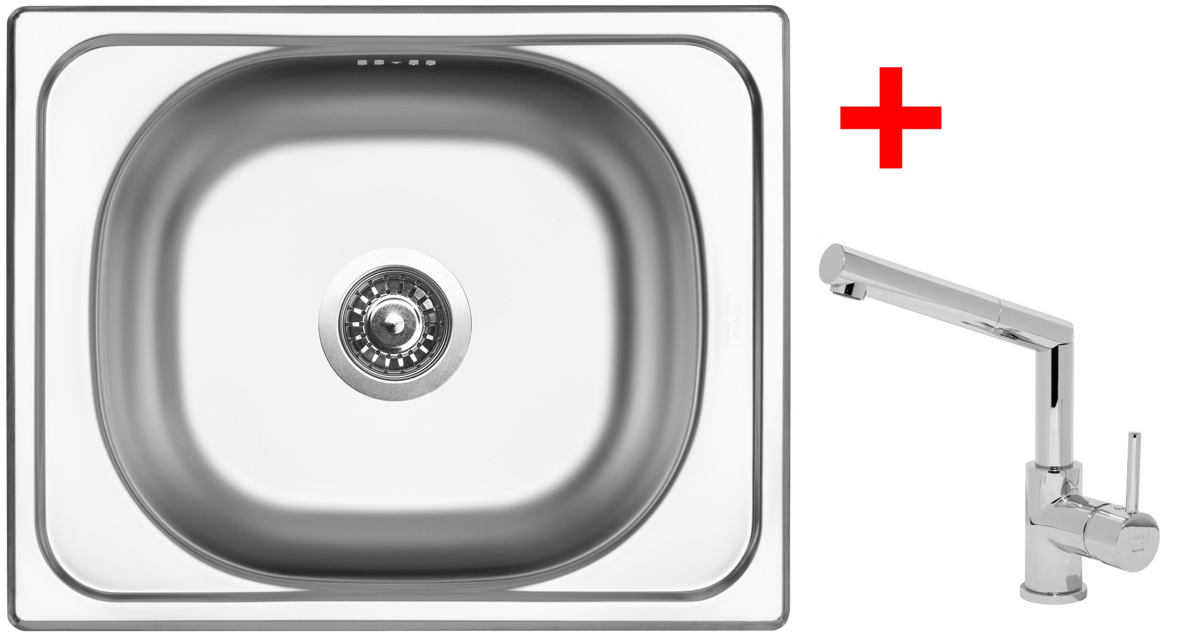 Set Sinks CLASSIC 500 6V+MIX 350P
