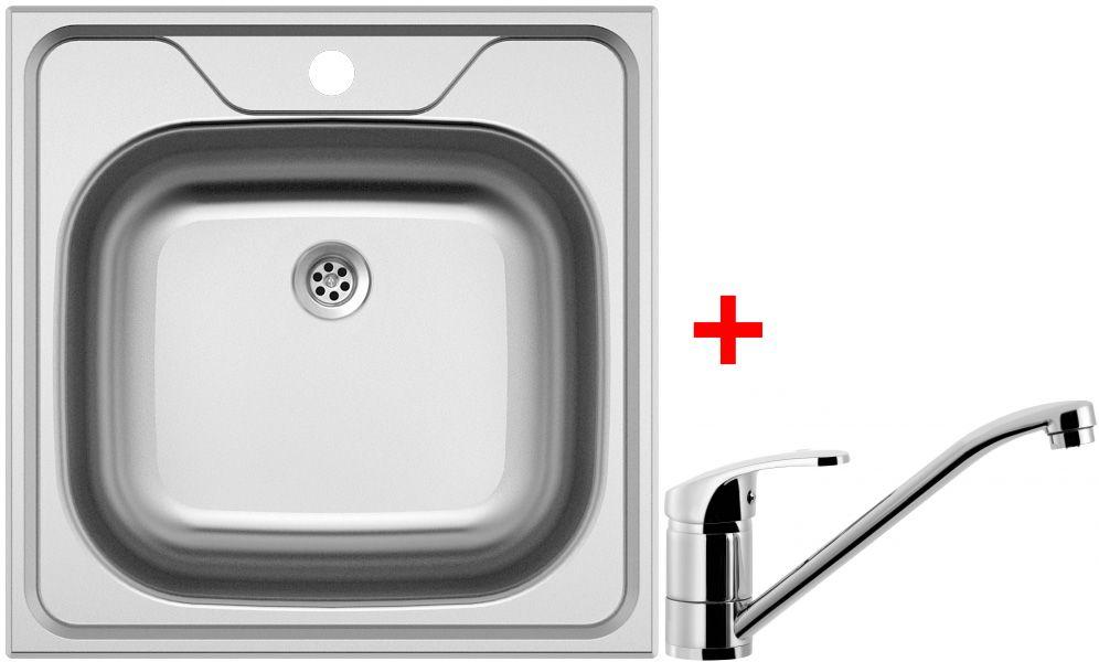 Set Sinks CLASSIC 480 6M+PRONTO