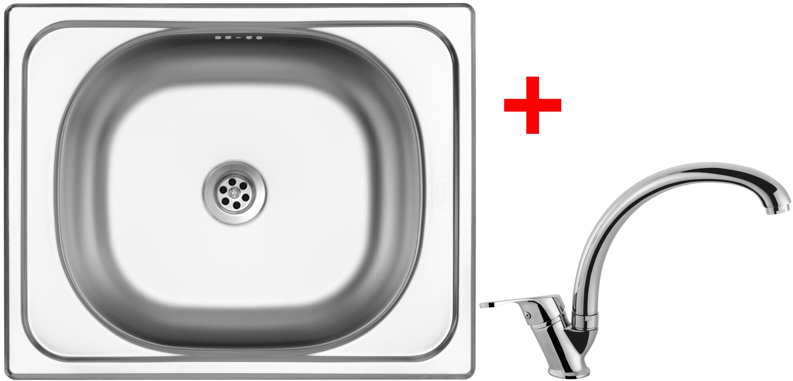 Set Sinks CLASSIC 500 6M+EVERA