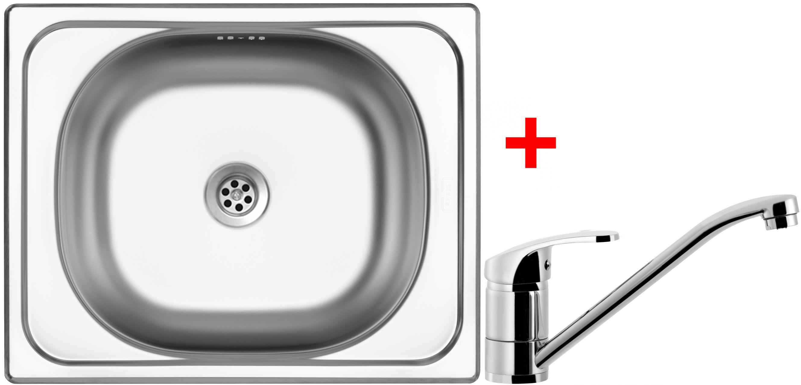 Set Sinks CLASSIC 500 6M+PRONTO