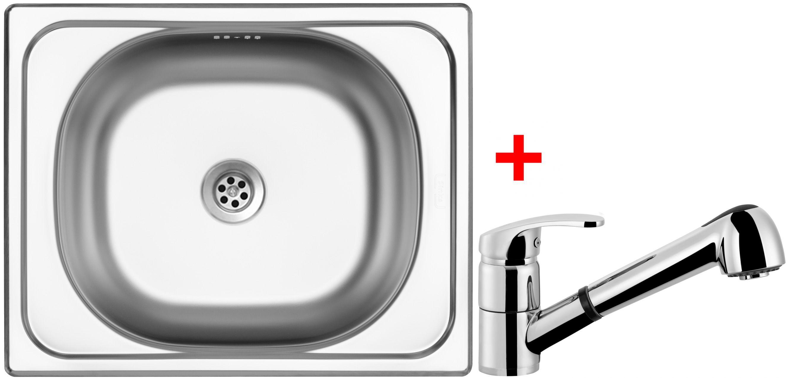 Set Sinks CLASSIC 500 6M+LEGENDA S
