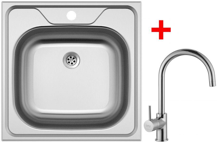 Set Sinks CLASSIC 480 6M+VITALIA