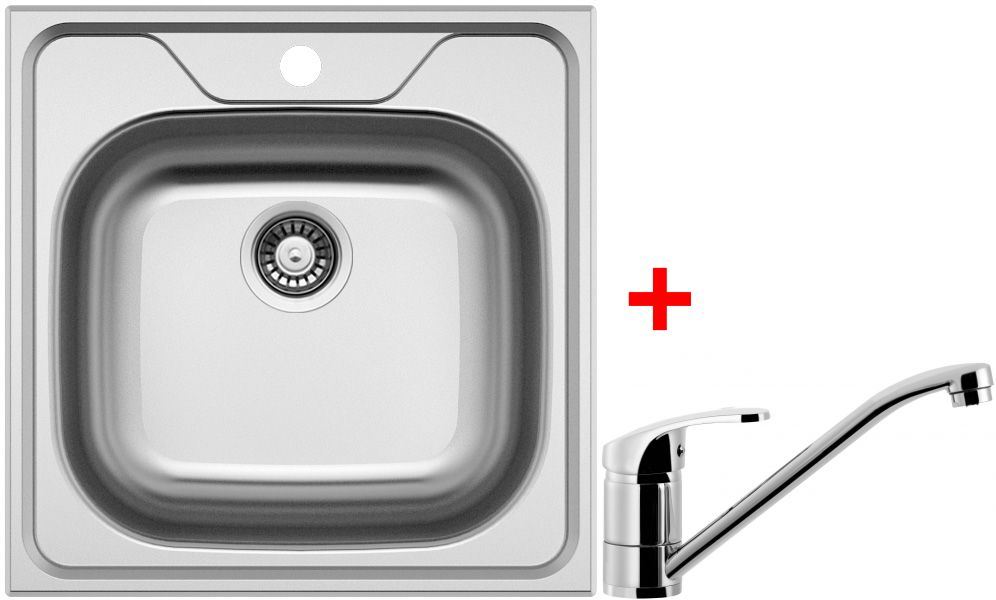 Set Sinks CLASSIC 480 6V+PRONTO