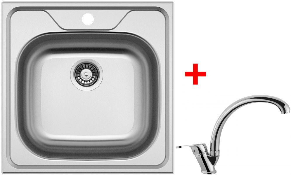 Set Sinks CLASSIC 480 6V+EVERA