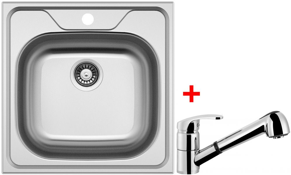 Set Sinks CLASSIC 480 6V+Legenda S