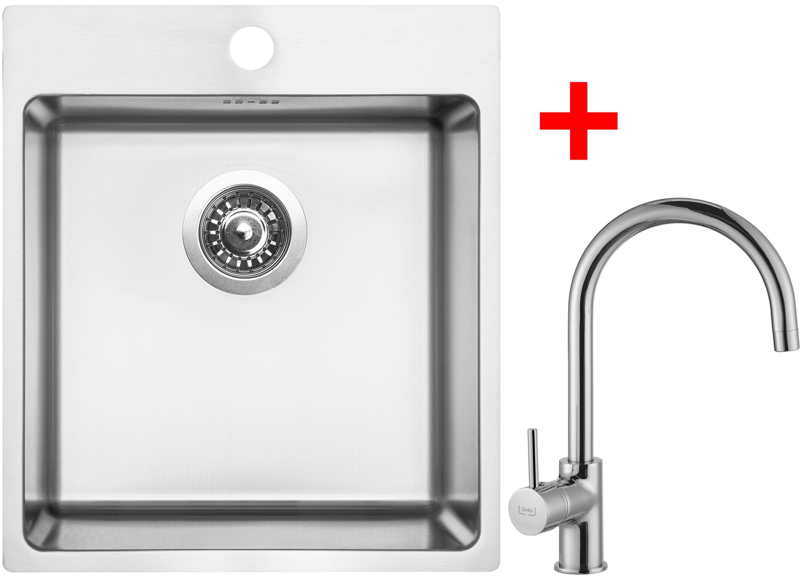 Set Sinks BLOCKER 450+VITALIA