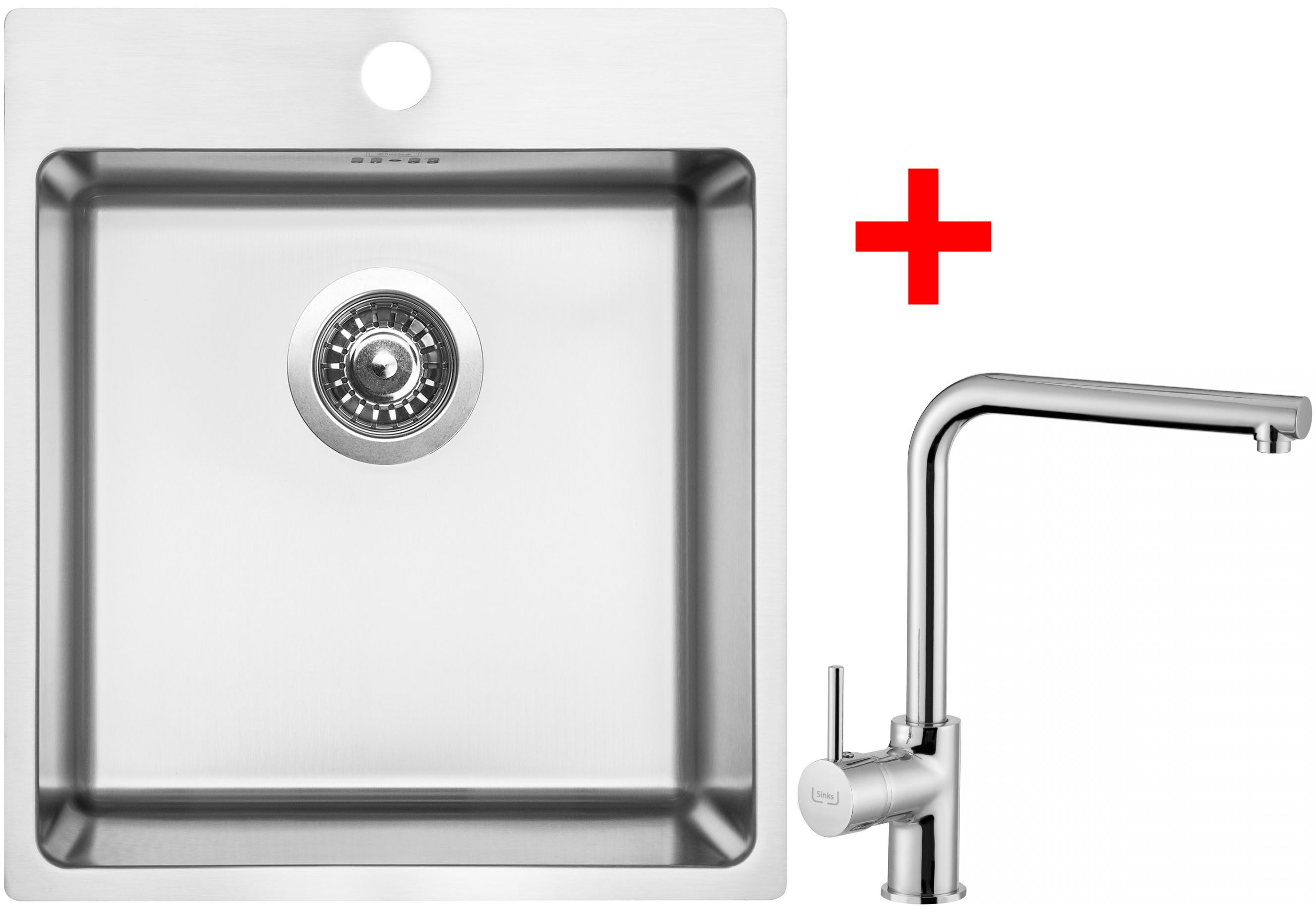 Set Sinks BLOCKER 450+ELKA