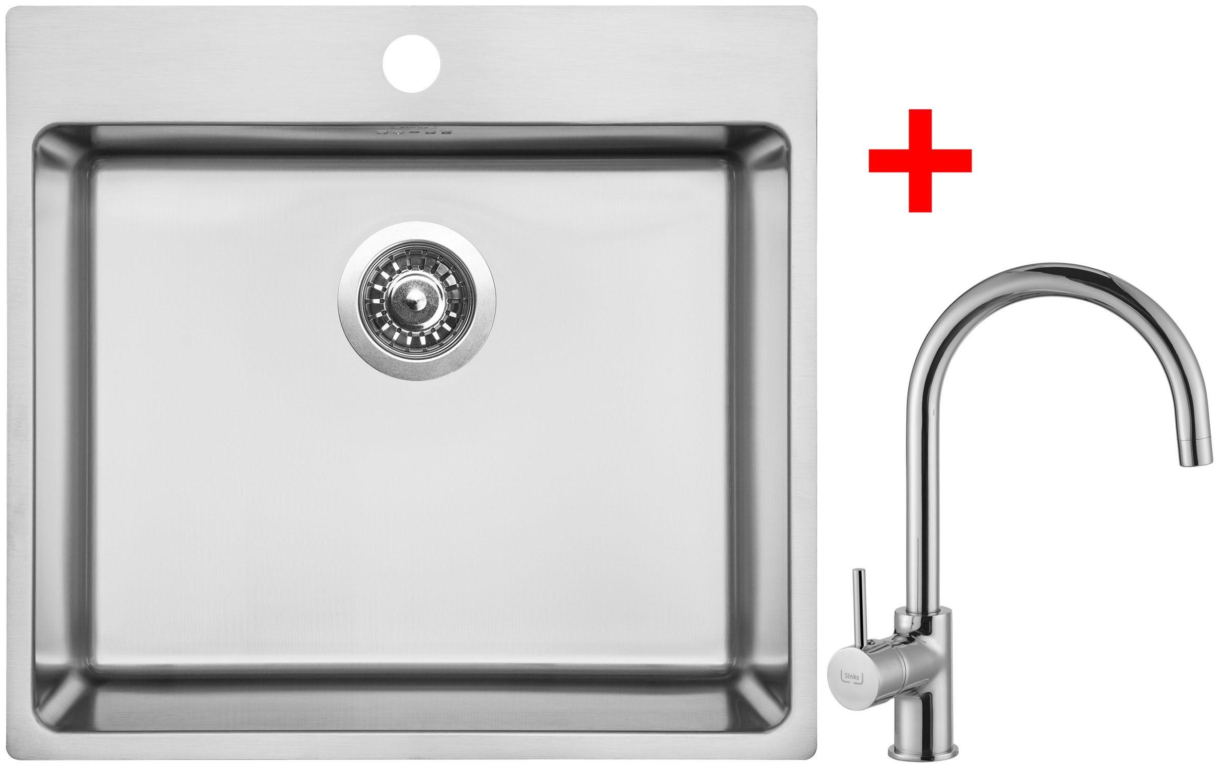 Set Sinks BLOCKER 550+VITALIA