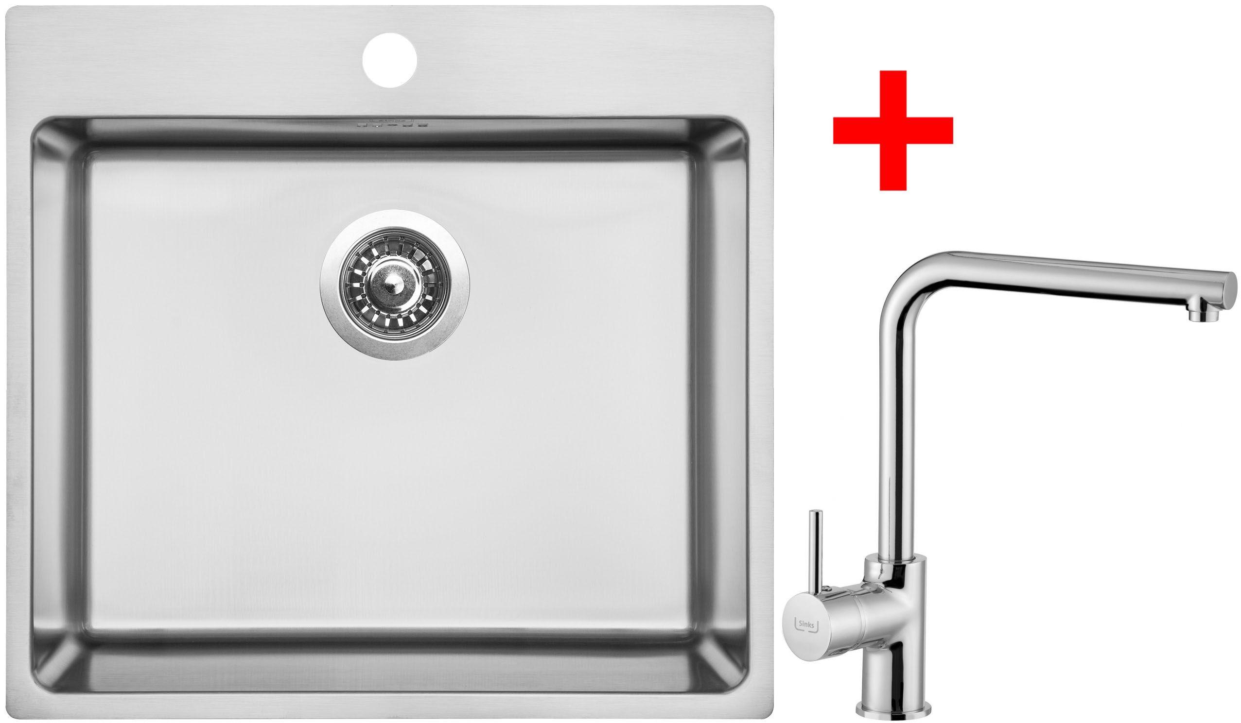 Set Sinks BLOCKER 550+ELKA