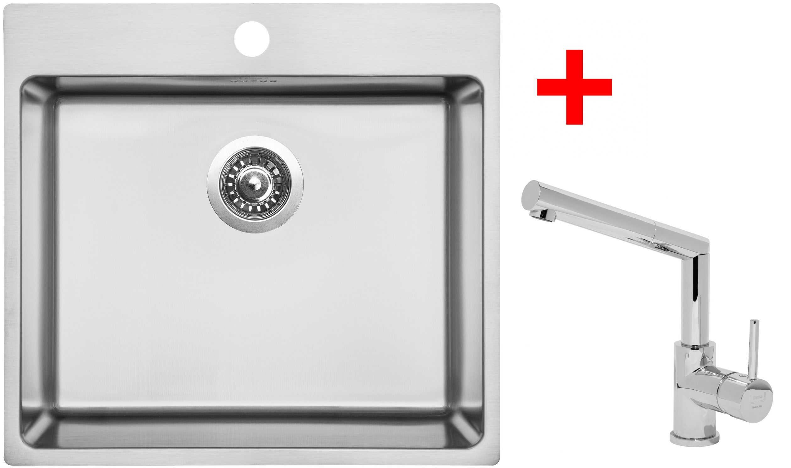 Set Sinks BLOCKER 550+MIX 350 P