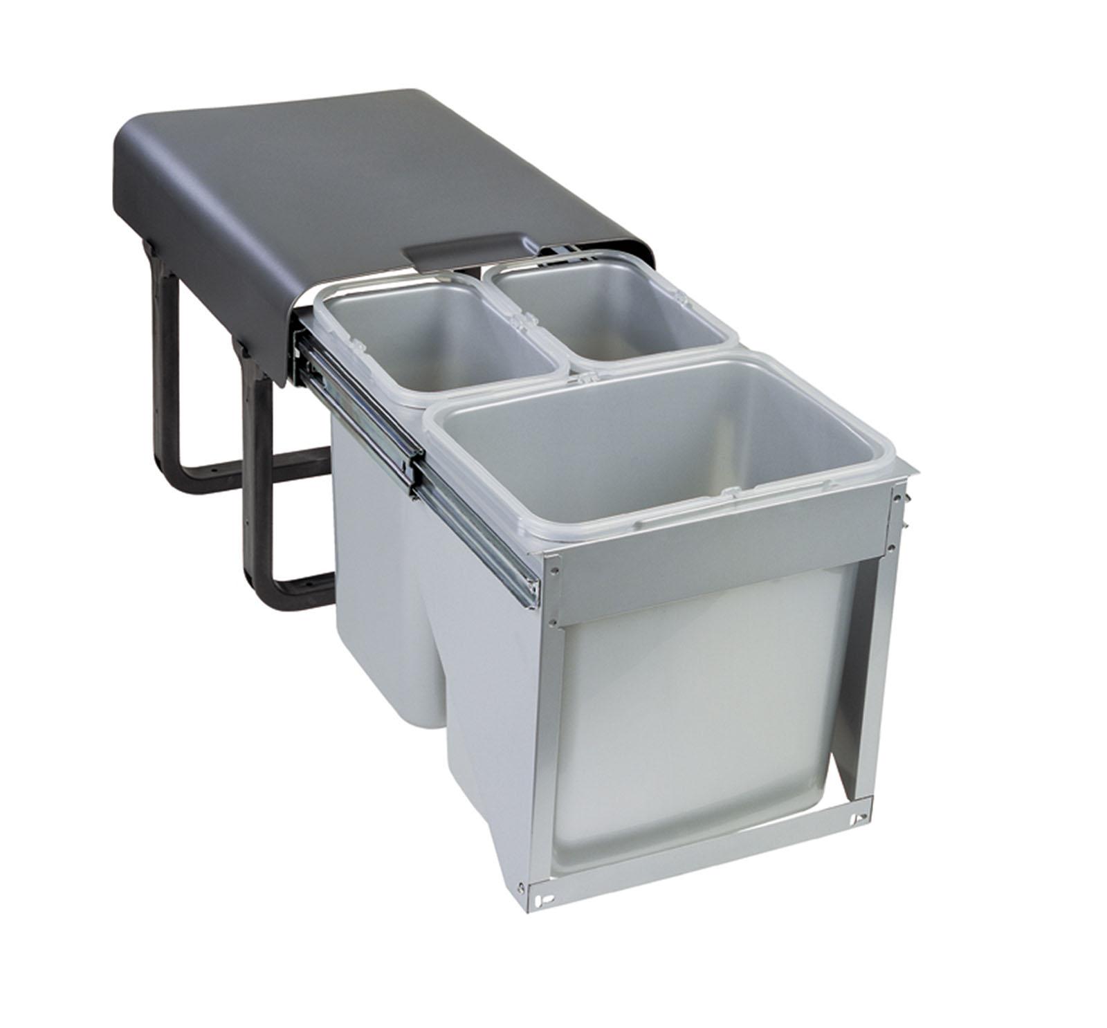 Sinks EKKO FRONT 40 2x8l+ 1x16l