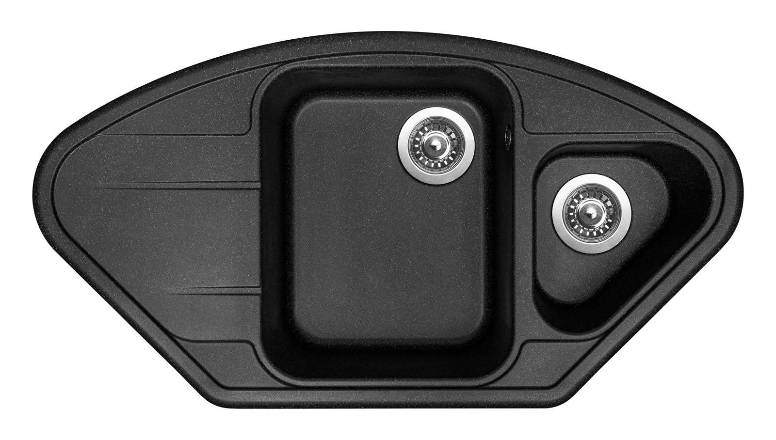 Sinks LOTUS 960.1 Granblack