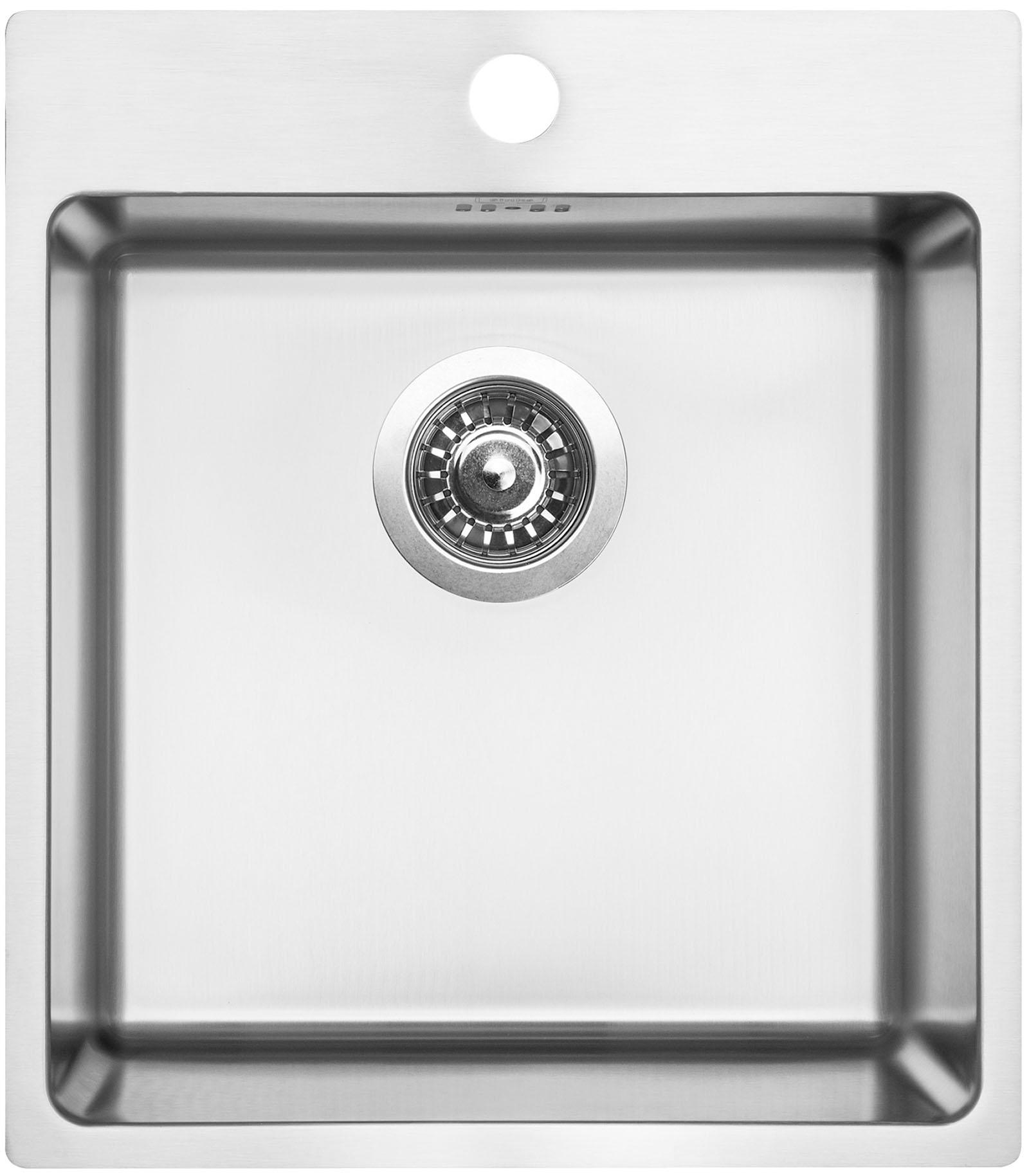 Sinks BLOCKER 440 V 1mm kartáčovaný